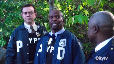 Brooklyn Nine-Nine 06x08 : He Said, She Said- Seriesaddict